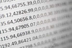 different types of dissertation data