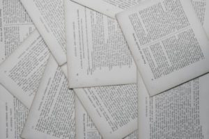 write a strong literature review
