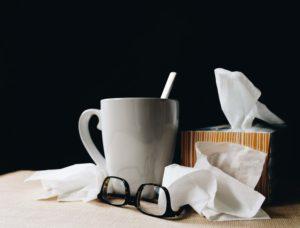 freshers flu